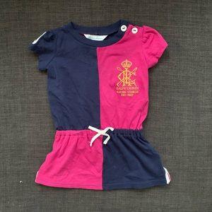 Polo Ralph Lauren Baby Dress (3M)